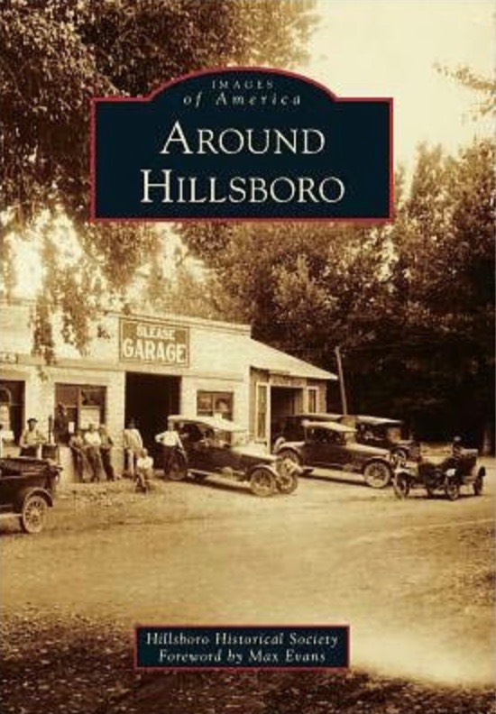 Around Hillsboro book photo
